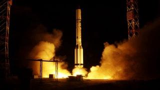 Wieder ein russischer Satellit auf Abwegen im All