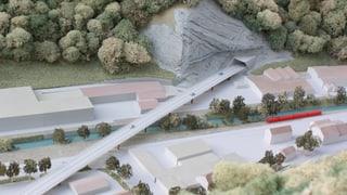 So sieht die Strasse aus, die der Kanton bauen will