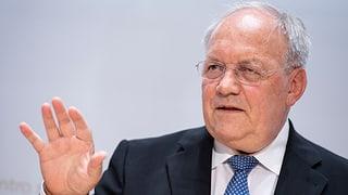Johann Schneider-Ammann: «Jau vi esser in tat activ»