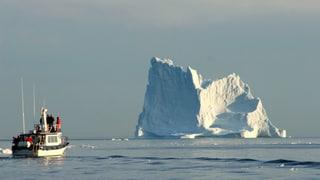 Dänemark beansprucht den Nordpol für sich