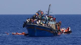 «Flüchtlinge sind Nahrung für die Schlepper»