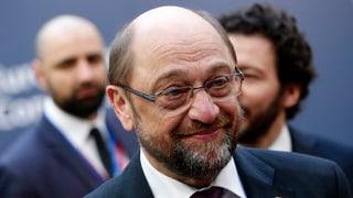 Die fünf Schulz-Momente