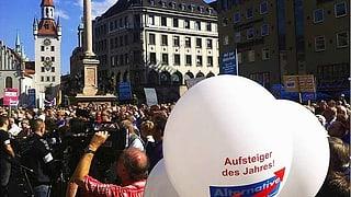 «Raus aus dem Euro»: Damit lassen sich Stimmen gewinnen