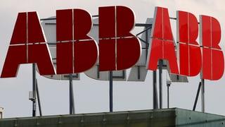 Herber Gewinneinbruch bei ABB