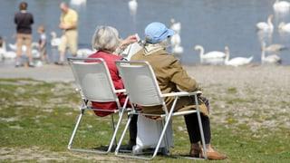 «Künftige Pensionierte müssen sich auf tiefere Renten einstellen»