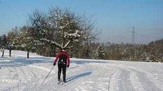 Gutes Wochenende für regionale Wintersport-Gebiete