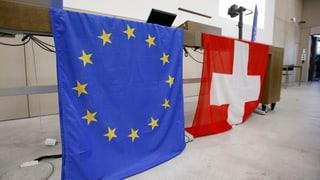 Neue Europäische Bewegung Schweiz: Kampf auf verlorenem Posten?