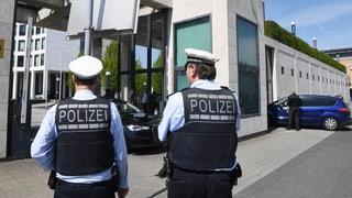 Deutsche Bundesanwaltschaft nimmt Schweizer fest