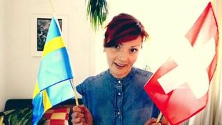 Webreporterin Rosanna checkt den ESC in Stockholm