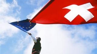 Internes Papier: Front zwischen EU und Schweiz bleibt verhärtet