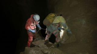 Rettungsarbeiten nach Höhlendrama im Berner Oberland beendet