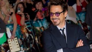 Bei Robert rollt der Rubel: Downey Jr. bestbezahlter Schauspieler
