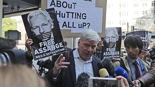 Assange lehnt Auslieferung an die USA weiter ab