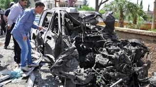 40 Tote bei Explosionen an türkisch-syrischer Grenze