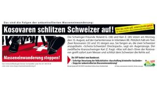 «Schlitzer»-Kampagne folgenlos für Brunner
