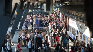 Welcher Pendler-Typ sind Sie? Vergleichen Sie Ihren Arbeitsweg mit dem von 4 Millionen anderen Pendlern in der Schweiz.