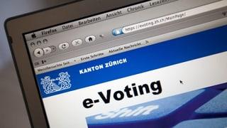 E-Voting hat grünes Licht vom Bundesrat