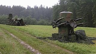 Vertrauliches VBS-Papier: Projekt Bodluv wird noch viel teurer