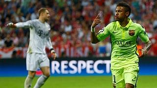 Barcelona erstickt die Bayern-Hoffnung