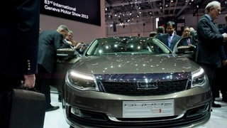 Chinesischer Mittelklassewagen soll Europäern gefallen