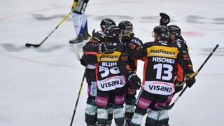 Il SC Berna cuntanscha era ils mezfinals