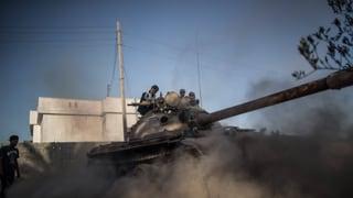 «Die Türkei engagiert sich in einem Stellvertreterkrieg»
