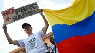 Farc verkündet einseitige Waffenruhe