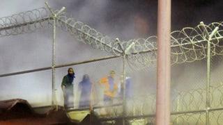 Revolte in brasilianischem Gefängnis beendet