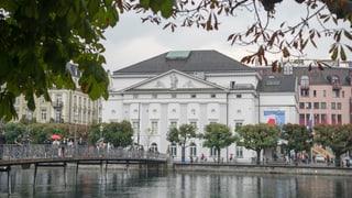 Luzern soll zur Theaterstadt werden