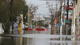 Mir da serra a Puerto Rico pudess rumper pervi da «Maria»