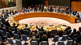 Die Vereinten Nationen haben am Freitag weitere Sanktionen gegen Nordkorea beschlossen.