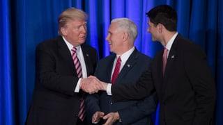 Warum die Republikaner schweigen