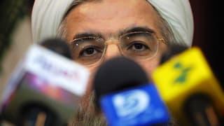 «Der Druck auf Präsident Rohani ist riesig»
