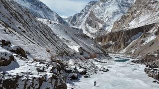 Video «Mit dem Bike durch den Himalaya» abspielen