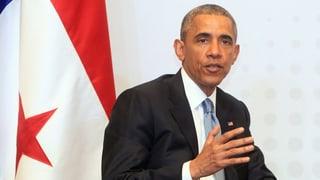 Amerika-Gipfel: Hohe Erwartungen an Obama