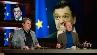 Video «Mit Filippo Leutenegger, Claudio Zuccolini und Stefan Heuss» abspielen