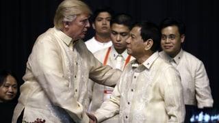 Trump will zwischen Philippinen und China vermitteln