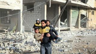 UNO-Sicherheitsrat soll Feuerpause in Syrien fordern
