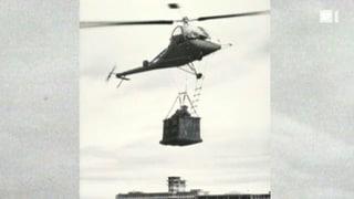 60 Jahre Rega - Eine Schweizer Institution feiert Jubiläum