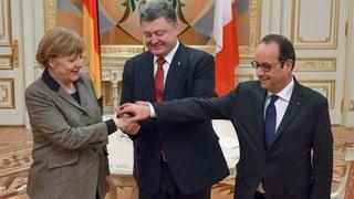 Westeuropa im Kreuzfeuer zwischen Russland und den USA