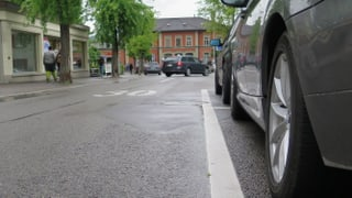 Wohlen: Parkplätze kosten nun auch im Wohnquartier