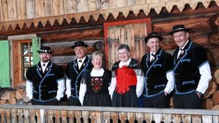 SRF Musikwelle stimmt ein aufs Eidgenössische Jodlerfest
