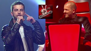 «The Voice» - Die Blind Audition von Bligg & Streichmusik Alder