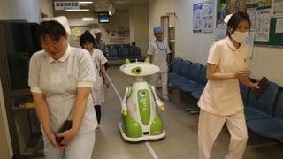 Robocare: Skepsis in Altersheimen und Spitälern