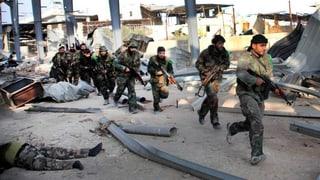 Syrische Regierungsgegner wollen in Genf mitreden
