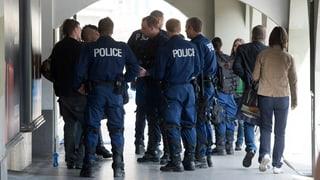 Mini-Kameras für Berner Polizisten?