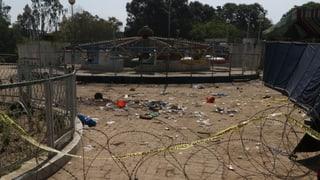 Massenfestnahmen nach Attentat in Lahore