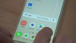 Samsung-Handy mit Mangel – Verkäufer drücken sich