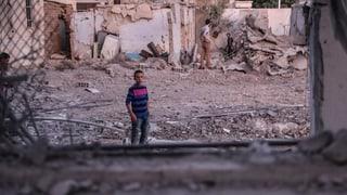In Syrien ist sexuelle Gewalt Alltag