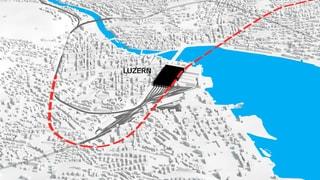 Diskussion über Durchgangsbahnhof wird neu entfacht
